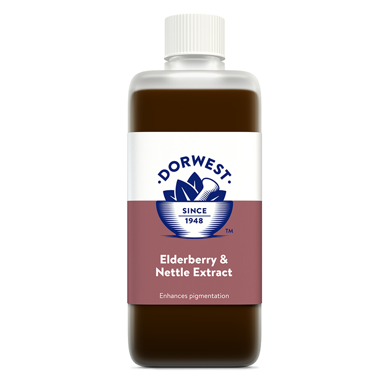 Dorwest Elderberry & Nettle Extract